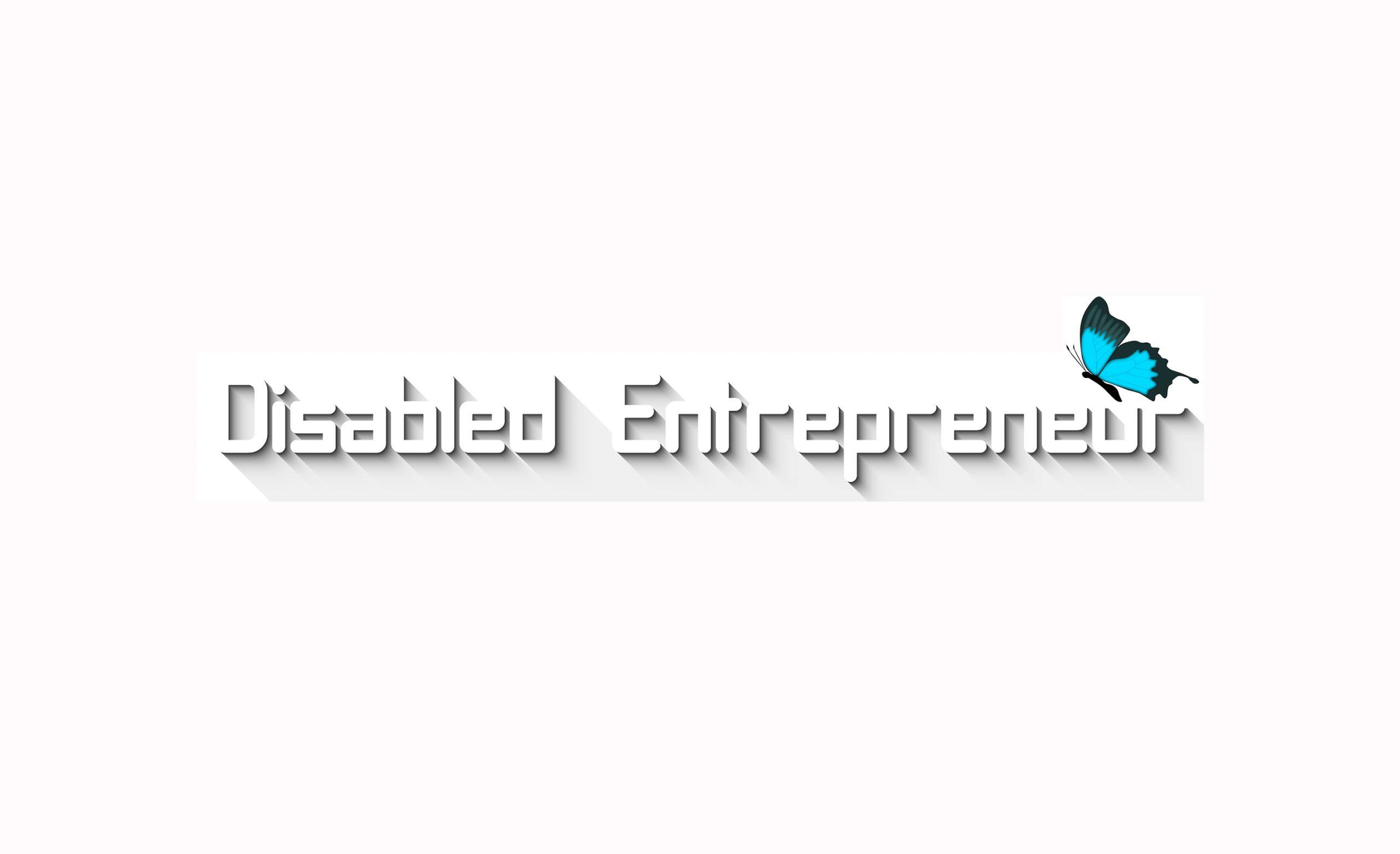 Disabled Entrepreneur