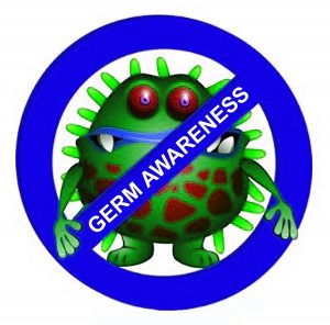 Germ Awareness Logo